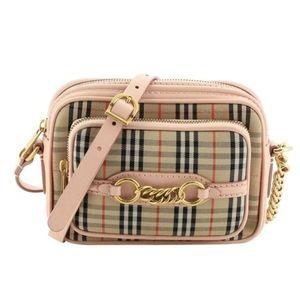 Burberry link chain camera bag